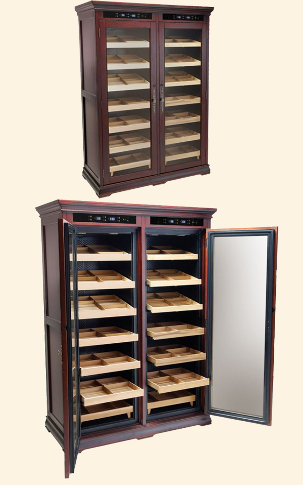 The Regan Electronic Humidor - 4000 Ct.